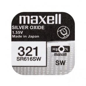 Baterija Maxell Silver Oxide 321 1kom