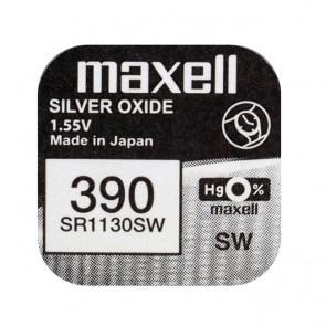 Baterija Maxell Silver Oxide 390/389 1kom
