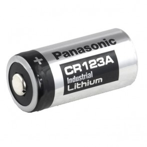 Baterija Panasonic Lithium Industrial CR123 1 kom