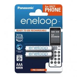 Baterija Punjiva Panasonic Eneloop AAA/LR03 DX2400 2 kom