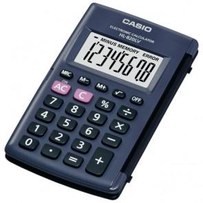 Kalkulator CASIO HL-820 LV-BK bls P10/100