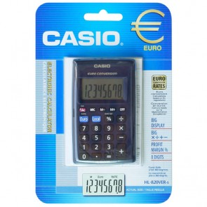 Kalkulator CASIO HL-820 VER bls P10/100