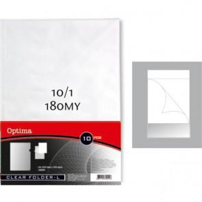 Fascikl L 160my OPTIMA sjaj 10/1 20160  P30