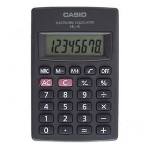 Kalkulator CASIO HL-4A P10/100 bls