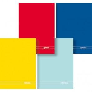 Bilježnica T.U. A4/B OPTIMAWRITE - MONOCOLOR P6/36