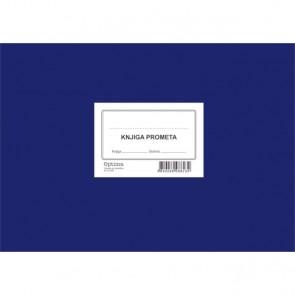 Knjiga prometa EC-IX-284 OPTIMA P10/20