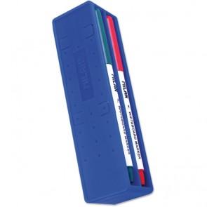 Brisač za magnetnu ploču + 4 flomastera set MILAN 165894 P12/72