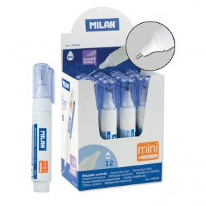 Fluid korekturni u olovci MILAN mini 5ml 12kom displej P12/576