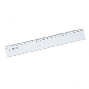 Ravnalo 20cm prozirno 742551 K-I-N P50