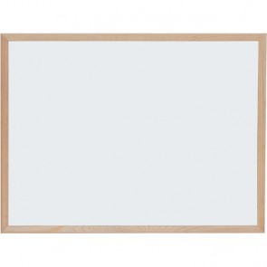 Ploča bijela magnetna zidna OPTIMA 30x40cm, drv.okvir 22363 P1/40
