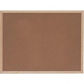 Ploča pluto zidna OPTIMA 40x60cm, drv.okvir 22368 P1/20