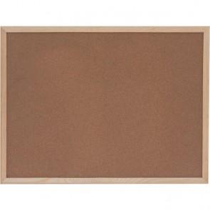 Ploča pluto zidna OPTIMA 60x90cm, drv.okvir 22369 P1/10