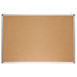 Ploča pluto zidna OPTIMA 30x45cm, alu.okvir 22379 P1/20