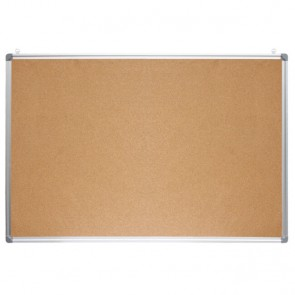 Ploča pluto zidna OPTIMA 90x120cm, alu.okvir 22382 P1/3