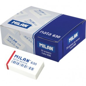 Gumica MILAN 630 white technik P30/750