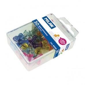 Čavlići pano u boji PVC glava/box 30/1 MILAN bls P10/240