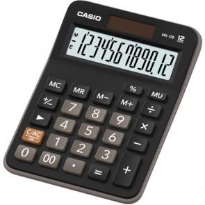 Kalkulator CASIO MX-12B-W crni bls P10/100