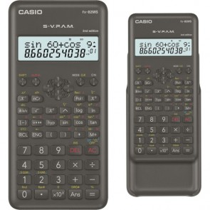 Kalkulator CASIO FX-82 MS-2 (240 fun) bls P10/40