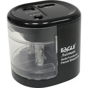 Šiljilo električno EAGLE automatsko, dvostruko crno EG-5161 P12/72