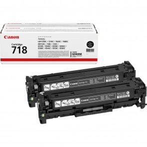 Set Toner (Canon) CRG-718BKDP / 2662B005