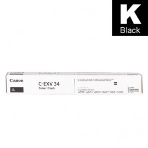 Toner (Canon) C-EXV34BK / 3782B002