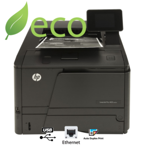 Refurbished Printer HP Laserjet PRO 400 M401DN / CF278A