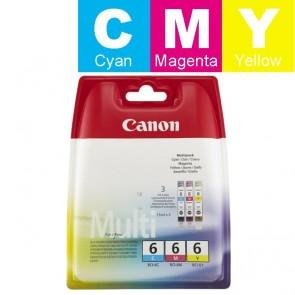 Set Tinta (Canon) BCI-6CY/MA/YE / 4706A029