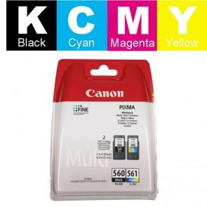 Set Tinta (Canon) PG-560/CL-561 / 3713C006