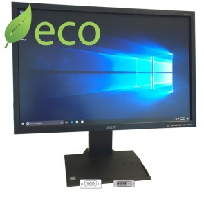 "Refurbished Monitor (Acer) B223W 22"" VGA / DVI"