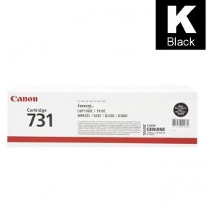 Toner (Canon) CRG-731BK / 6272B002