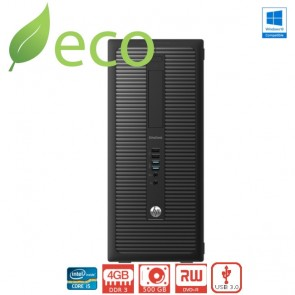 Refurbished Računalo HP EliteDesk 800 G1 I5-4570 3,20GHz / 4GB DDR3 / 500 GB / MT