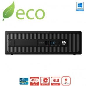 Refurbished Računalo HP EliteDesk 800 G1 I5-4570 3,20GHz / 4GB DDR3 / 500 GB / SFF