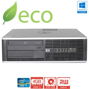 Refurbished Računalo HP ELITE 8100 I7-870 2,93GHz / 4GB DDR3 / 250 GB