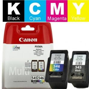 Set Tinta (Canon) PG-545/CL-546 / 8287B005