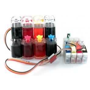 CISS Sistem (Epson) T01811 / T1812 / T1813 / T1814 / XP215