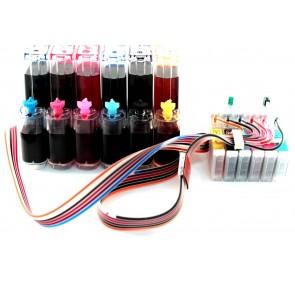 CISS Sistem (Epson) T0801 / T0802 / T0803 / T0804 / T0805 / T0806 / R265