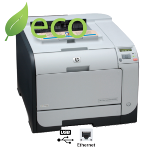 Refurbished Printer HP LaserJet CP2025n / CB494A