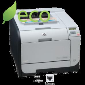 Refurbished Printer HP LaserJet CP2025n / CB494A