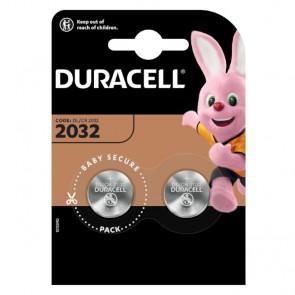 Baterija Duracell Electronic CR2032 / DL2032 2 kom