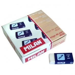 Gumica MILAN 4020 meka u plavom omotu P20/500