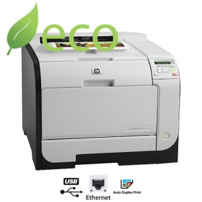 Refurbished Printer HP PRO400 M451DN / CE957AR