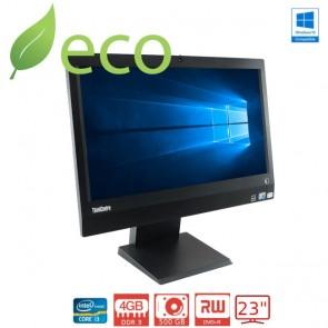 "Refurbished AIO Računalo Lenovo ThinkCentre M90Z I3-530 2,93GHz / 23"" / 4GB DDR3 / 500 GB / AIO"