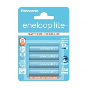 Baterija Punjiva Panasonic Eneloop Lite AAA/LR03 DX2400 4 kom