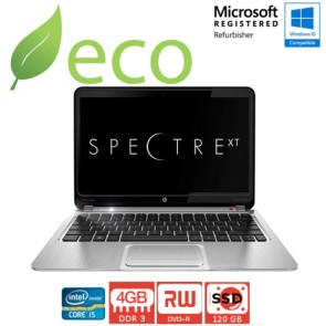"""Refurbished Prijenosno Računalo HP UltraBook Spectre XT Pro-13 I5-3317U 2,60 GHz / 13,3"""" / 4GB DDR3 / 120 GB SSD"""