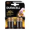 Baterija Duracell Basic AA/LR6 MN1500 4 kom