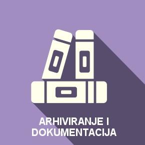 Arhiviranje I Dokumentacija
