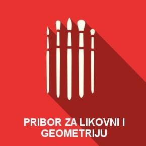 Pribor Za Likovni I Geometriju
